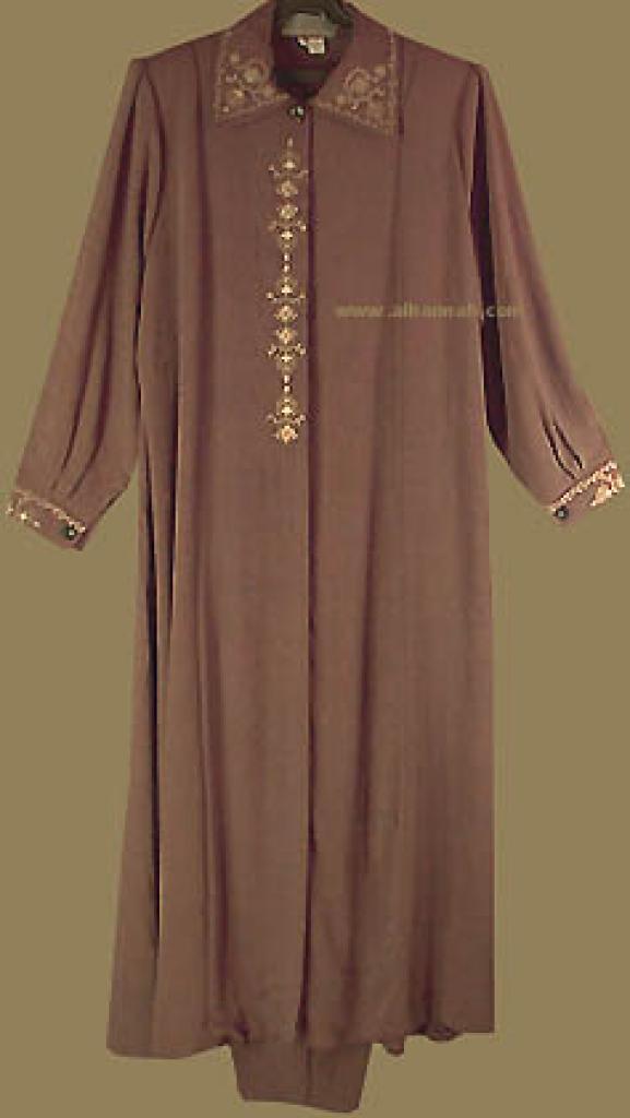 Plus Size Jordanian Pants Suit  ji517
