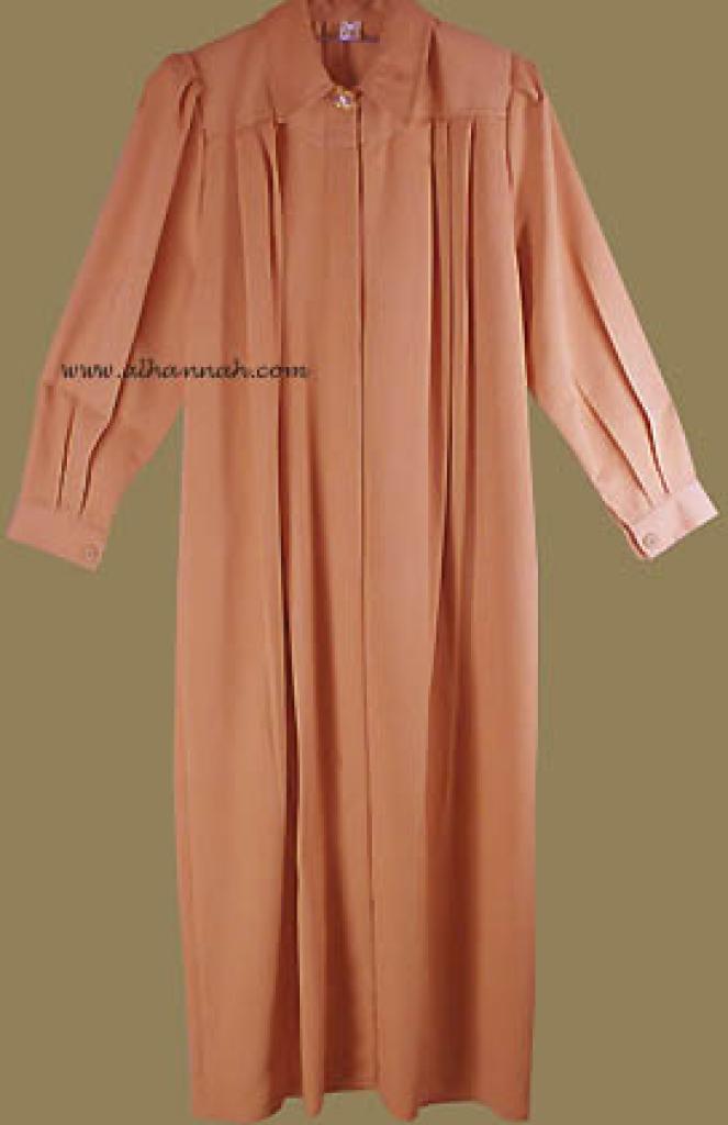 Classic Pleated Jordanian Jilbab ji520