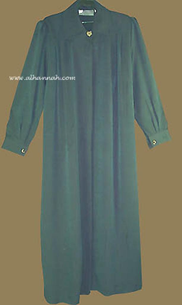 Classic  Pleated Jordanian Jilbab ji521