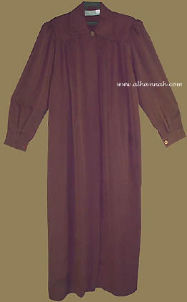 Classic  Pleated Jordanian Jilbab ji524