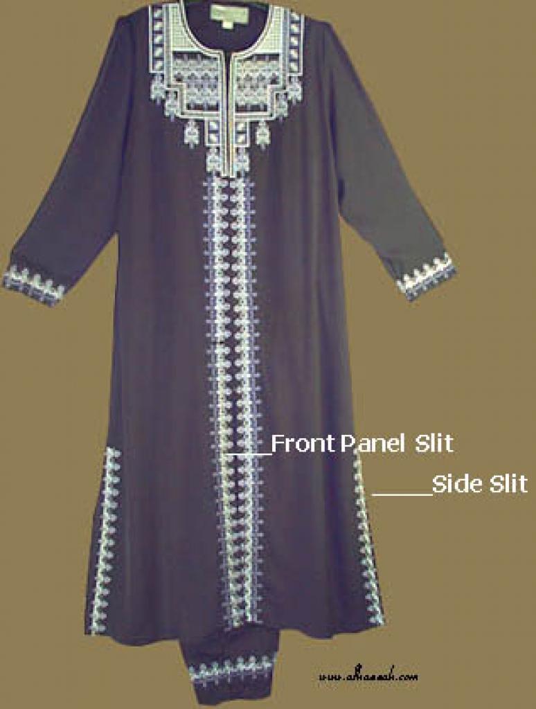 Jordanian Pants Suit  ji527