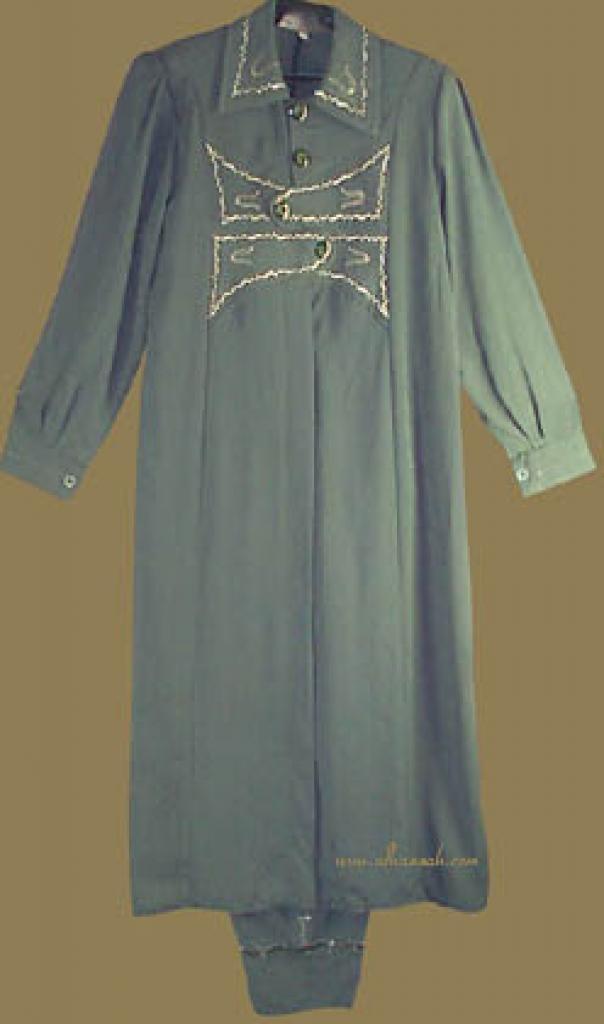 Jordanian Pants Suit   ji528