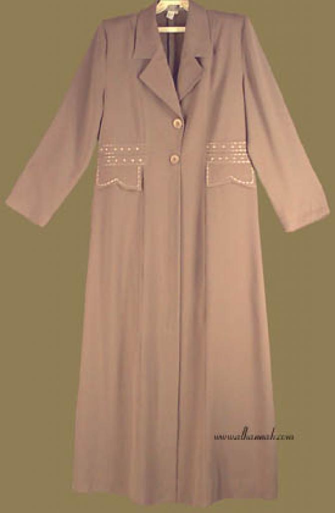 Classic Jordanian Tailored Jilbab ji531