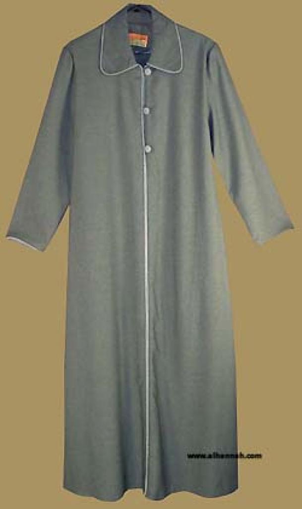 Tailored Jordanian Jilbab   ji537