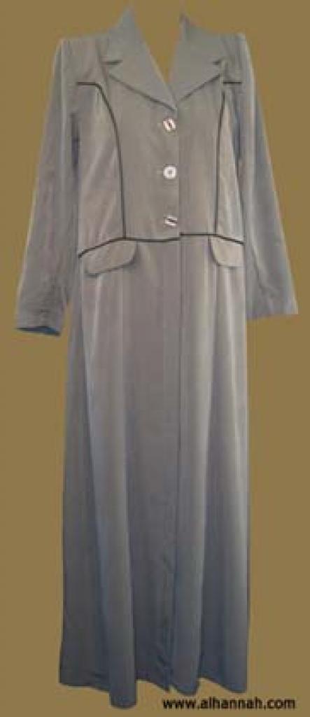 Tailored Jordanian Jilbab  ji548
