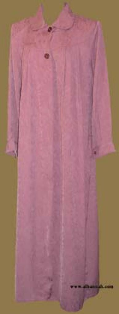 Plus Size - Classic Pleated Jilbab ji550