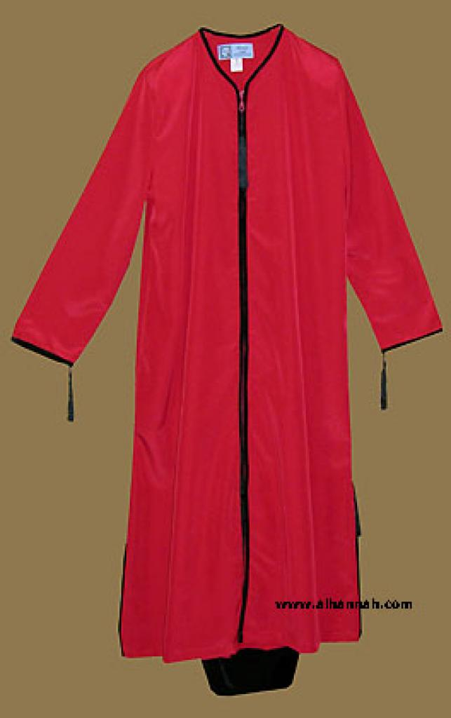 Syrian Pants Suit - With Matching Velour Trim and Velour Pants ji557
