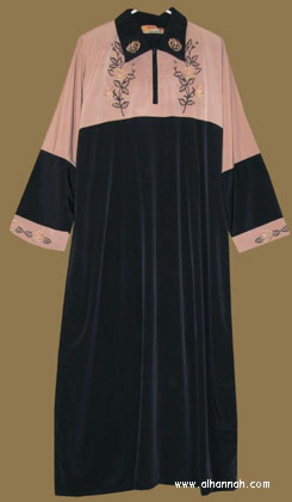 Embroidered Moroccan Jilbab ji559