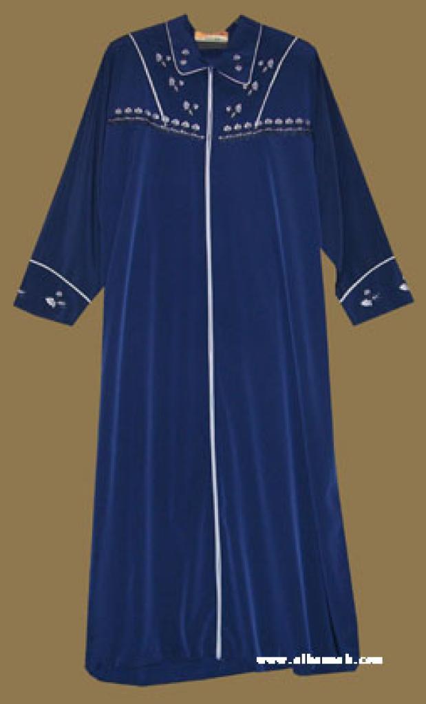 Embroidered Moroccan Jilbab ji561