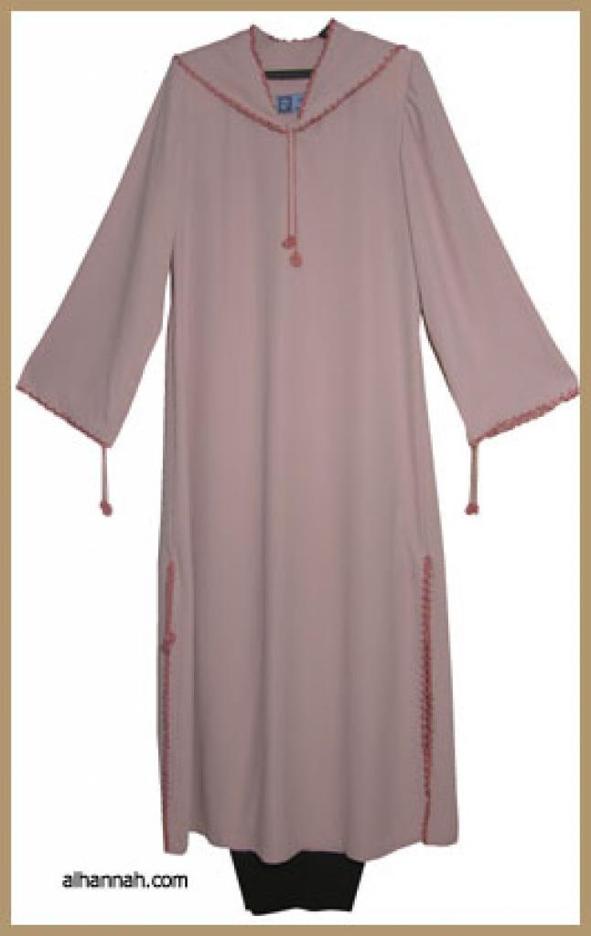 Jordanian Pants Suit with Embroidery ji578