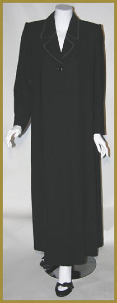 Al Karam Classic Jilbab  ji593