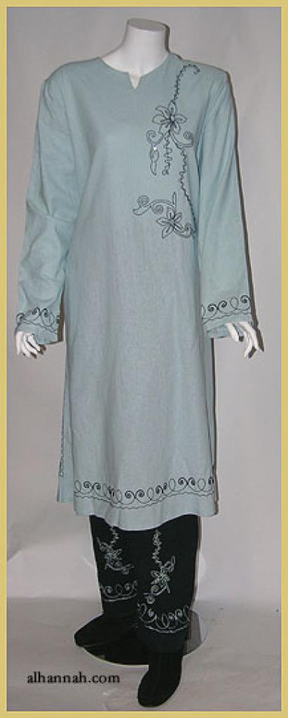 Premium Cotton Blend Jordanian Pants Suit ji598