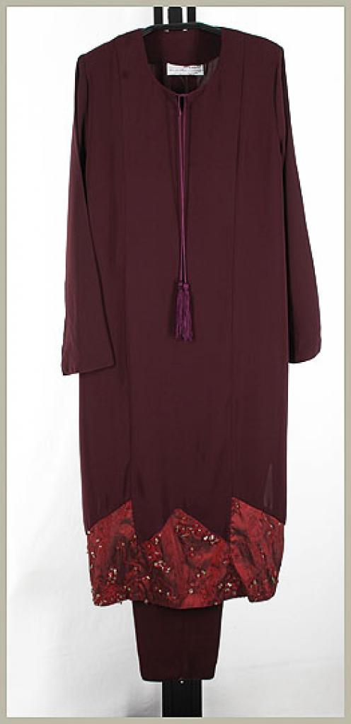 Al Karam Jordanian Pants Suit ji614