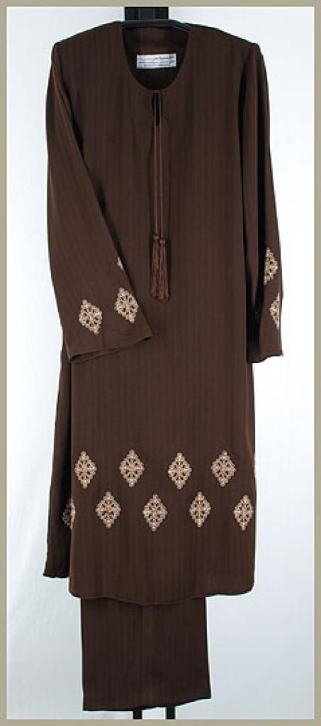 Al Karam Jordanian Pants Suit ji615