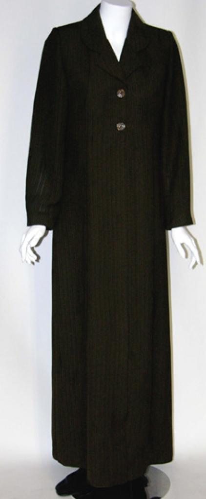 Winter Weight Coat-Style Jilbab ji628