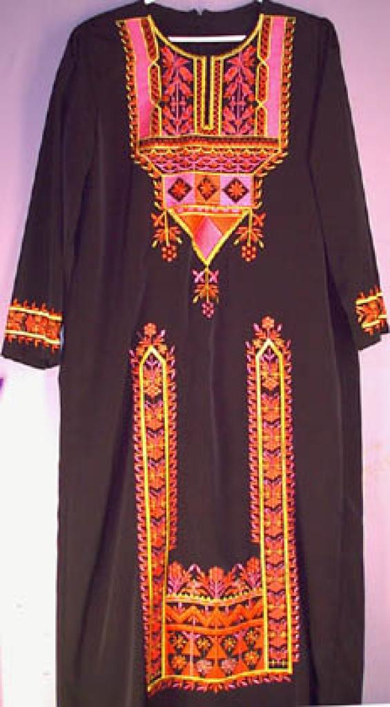 Bedouin Style Thobe jo119