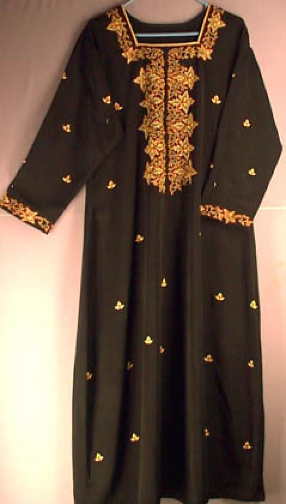 Pakistani embroidered thobe jo200