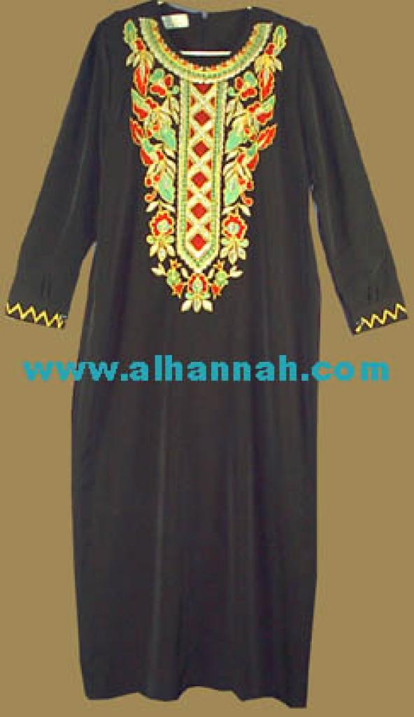 Traditional Embroidered Thobe jo400