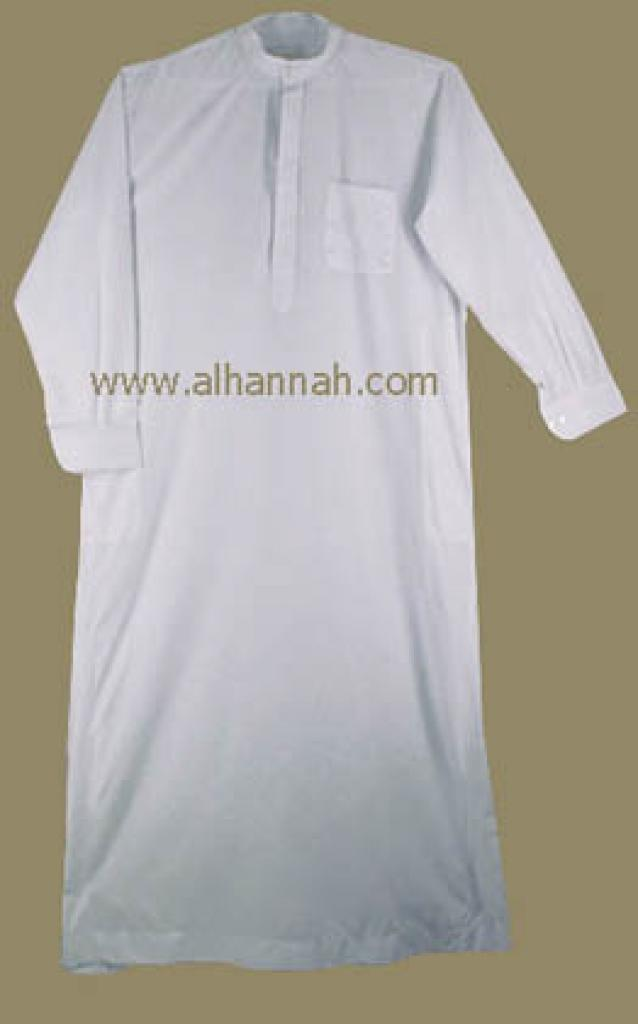 Men's Lightweight Dishdasha me403
