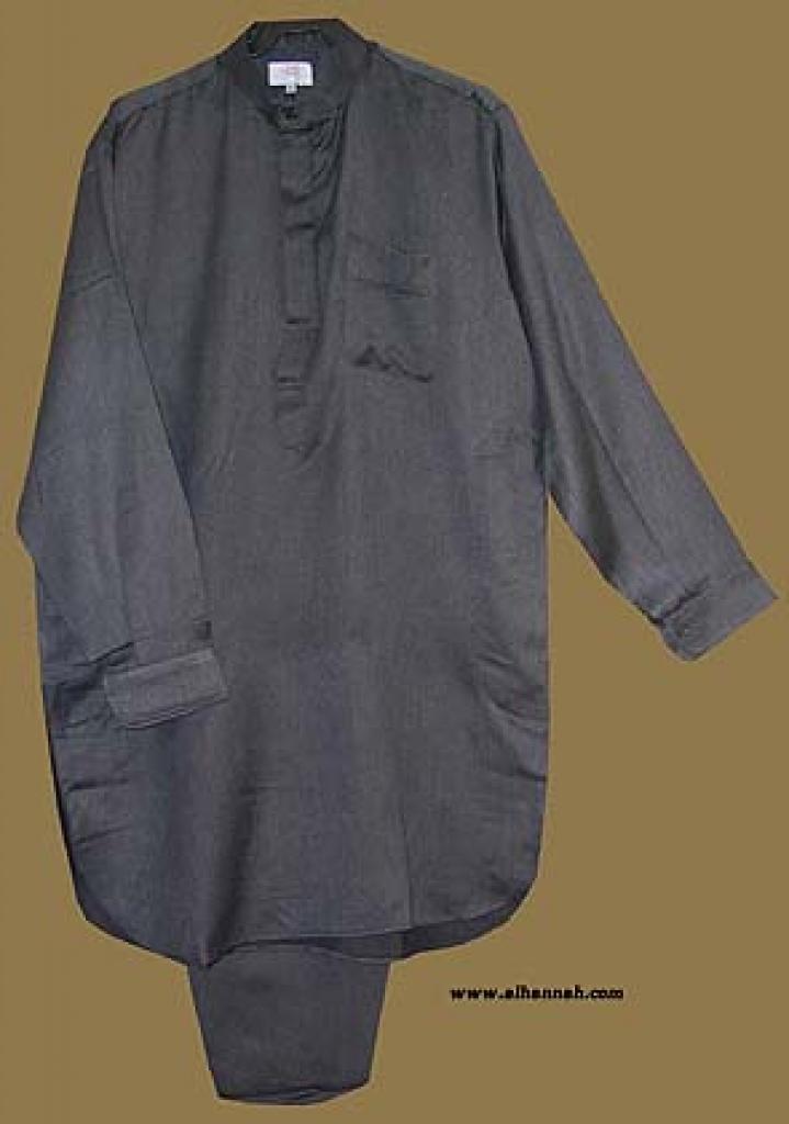 Arabian Wool Blend Salwar Kameez me441