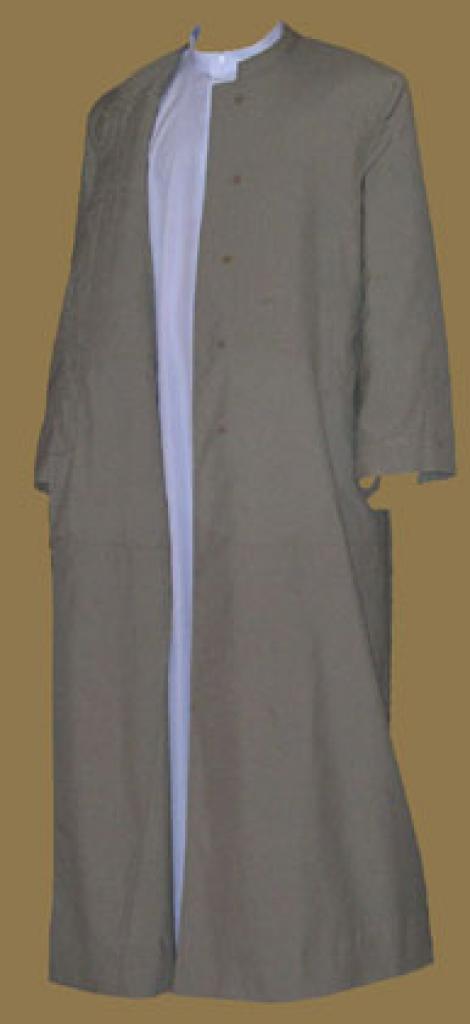 Men's Authentic Arabian Jubba - Traditional Overgarment  me457