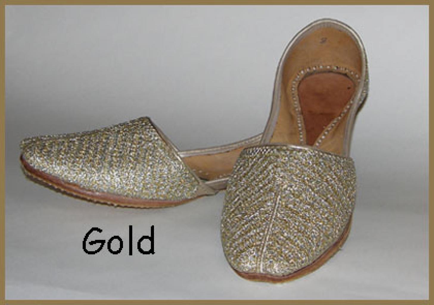Men's Punjabi Shoes  me469