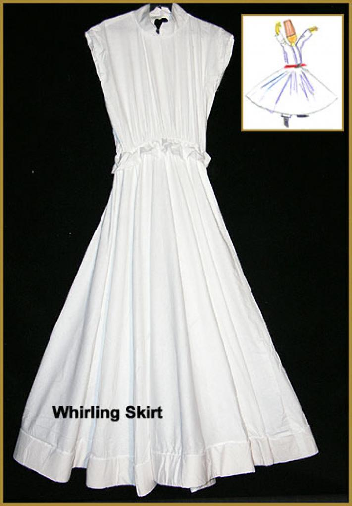Authentic Whirling Dervish Costume me482