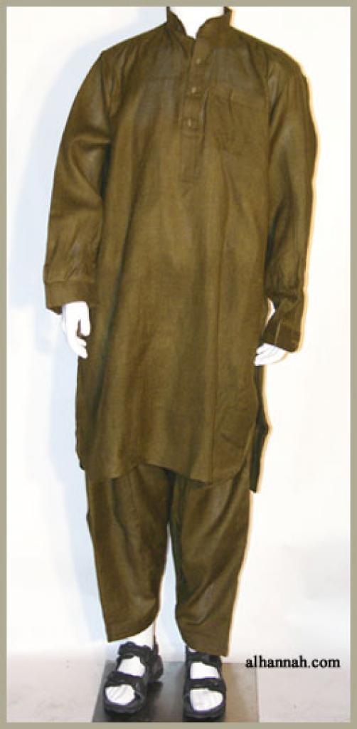 Wool Blend Salwar Kameez me484