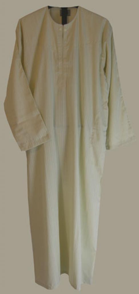 Saudi Cotton Blend Dishdasha me494