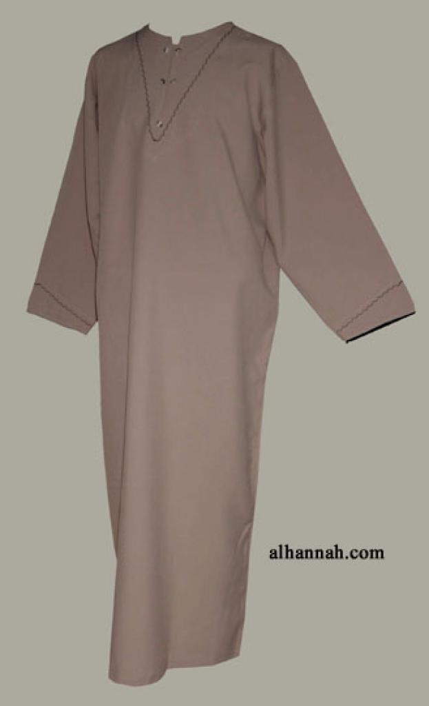Men's Moroccan Dishdasha me495