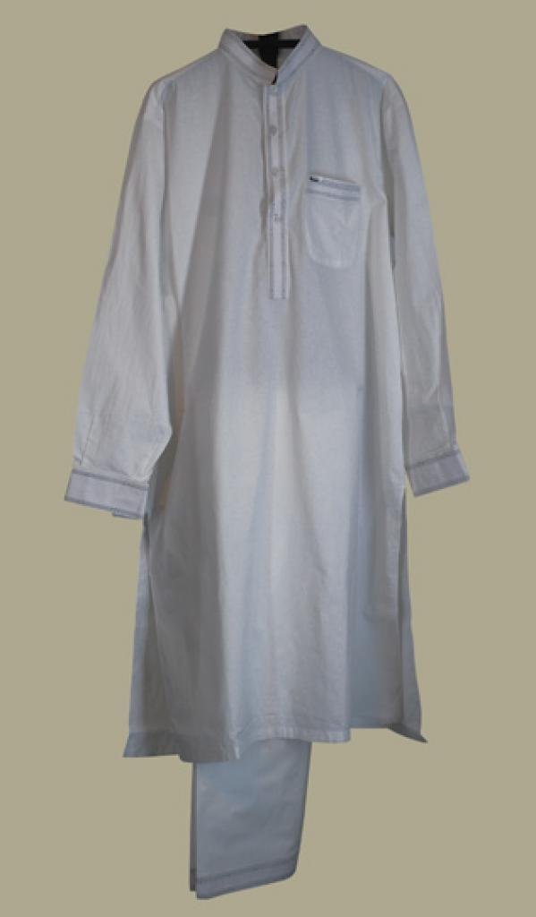 Mens 100% Cotton Salwar Kameez Set me501
