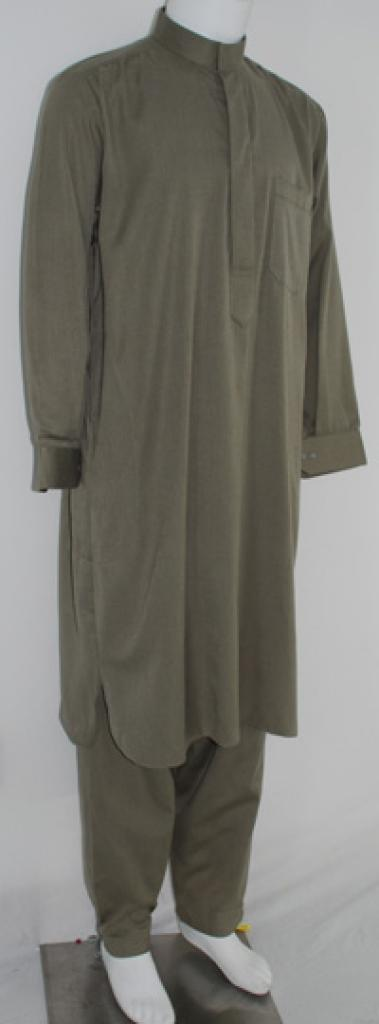 Wool Blend Syrian Salwar Kameez me502