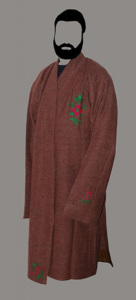 Mens Woolen Winter Chapan me517