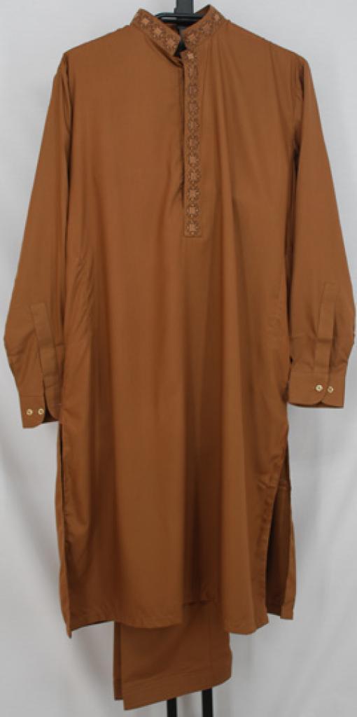 Premium Men's Embroidered Salwar Kameez  me519