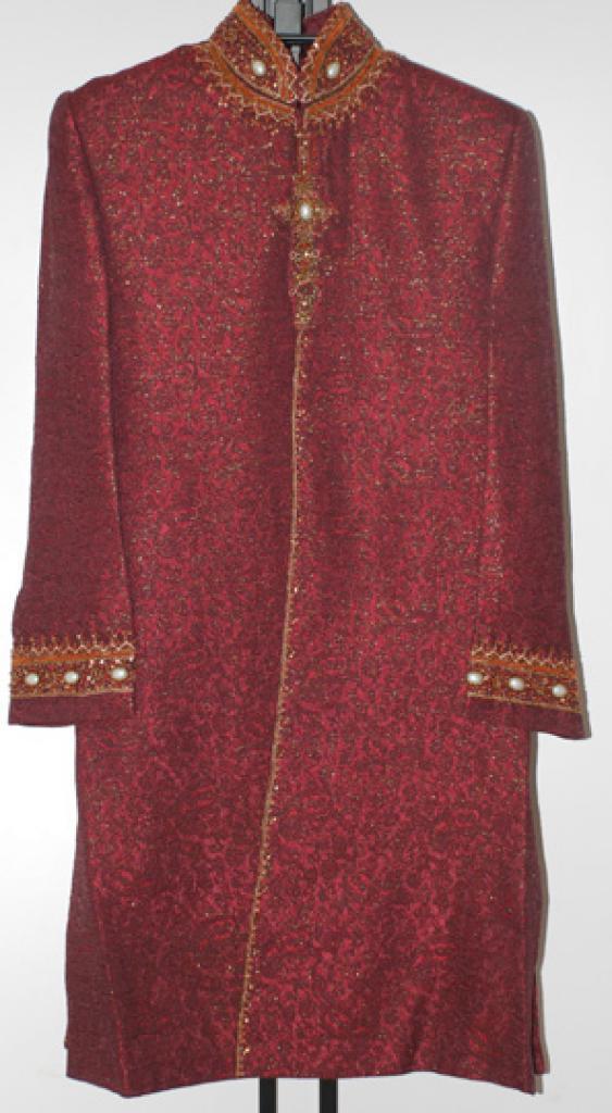 Mens Deluxe Sherwani Suit Jacket   me527