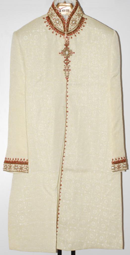 Mens Deluxe Sherwani Suit Jacket   me529