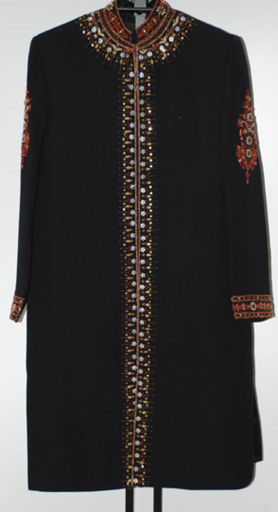 Mens Deluxe Sherwani Suit Jacket   me532