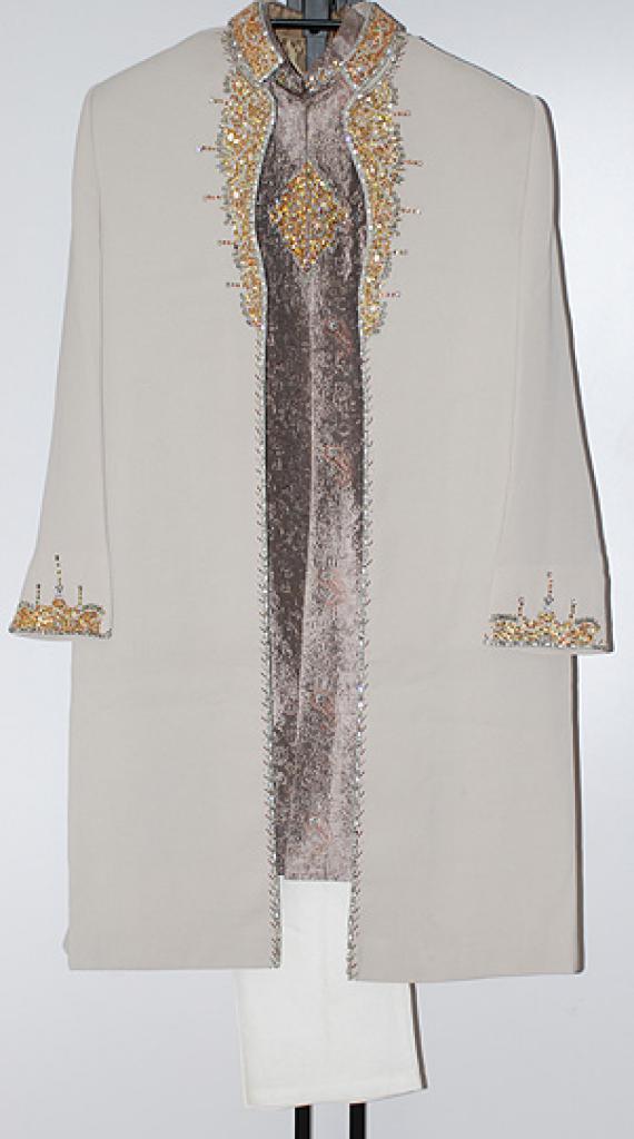 Mens Deluxe Sherwani Suit Jacket  me533