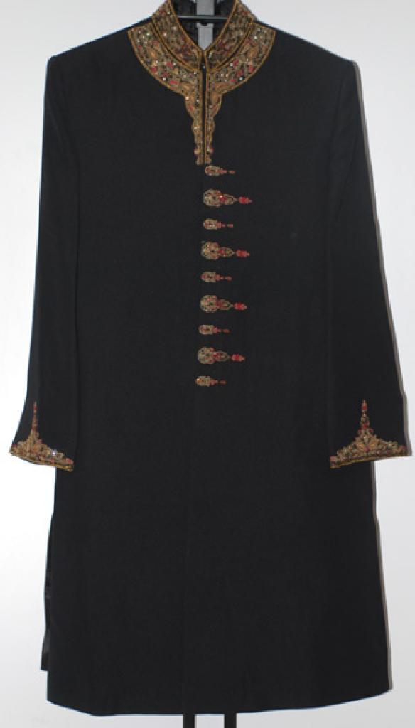 Mens Deluxe Sherwani Suit Jacket   me534