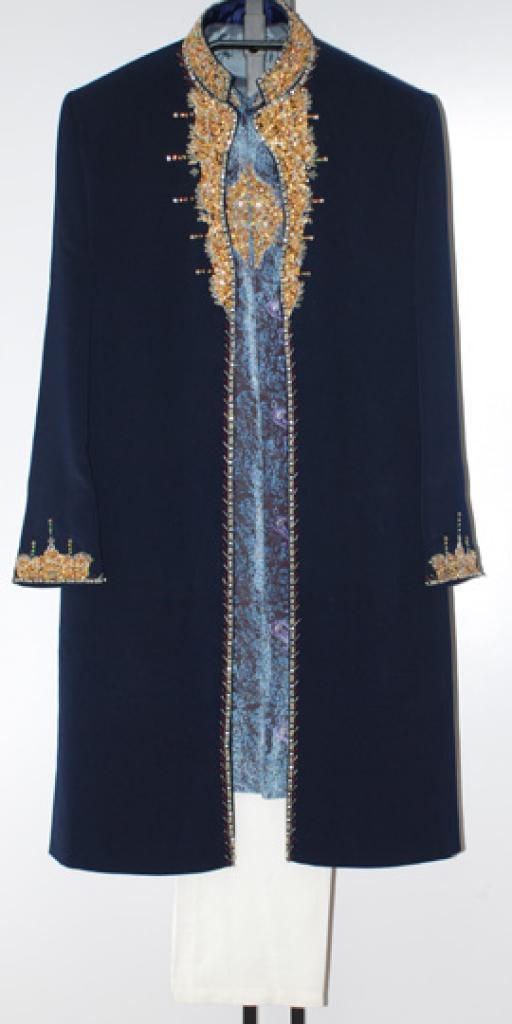 Mens Deluxe Sherwani Suit Jacket  me536