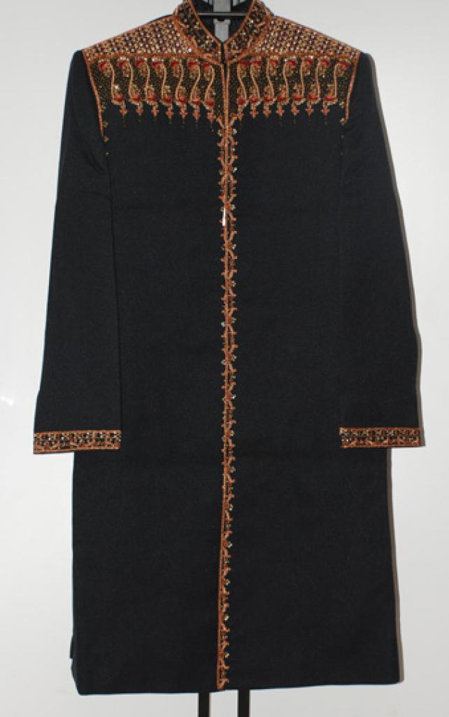 Mens Deluxe Sherwani Suit Jacket   me541
