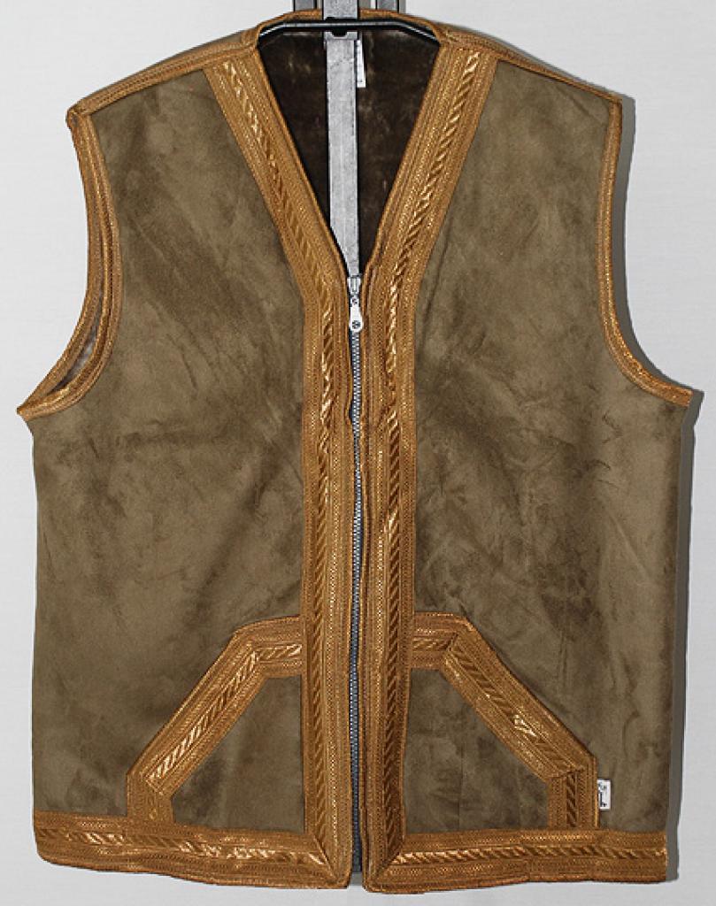 Arabian Furwah Style Vest me563