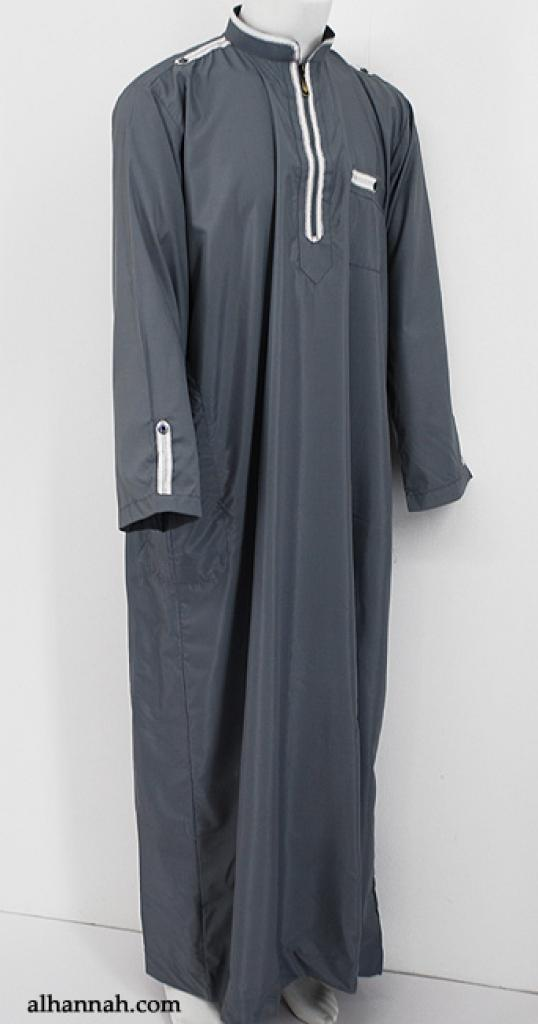Premium Mens Tailored Dishdasha me597