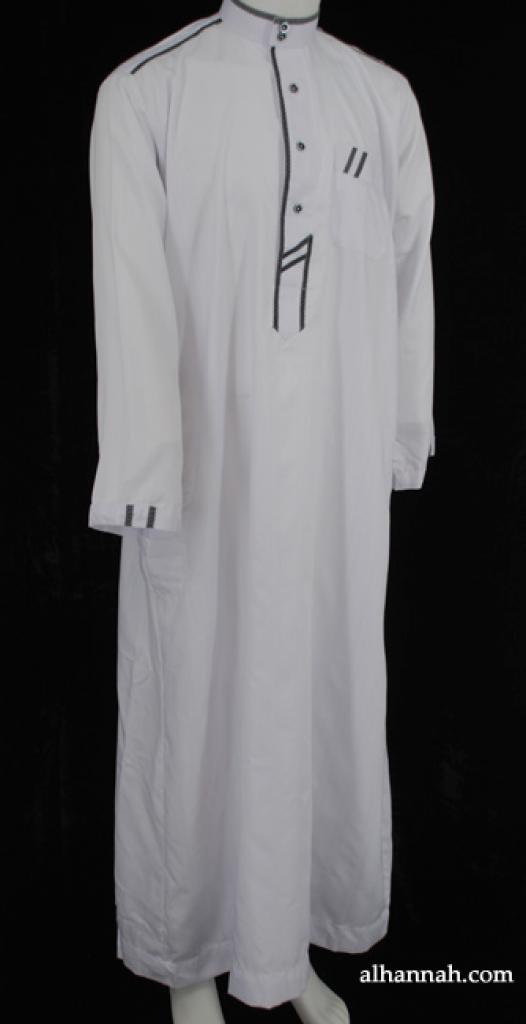 Premium Mens Tailored Dishdasha  me613
