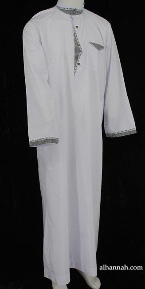 Premium Mens Tailored Dishdasha  me615