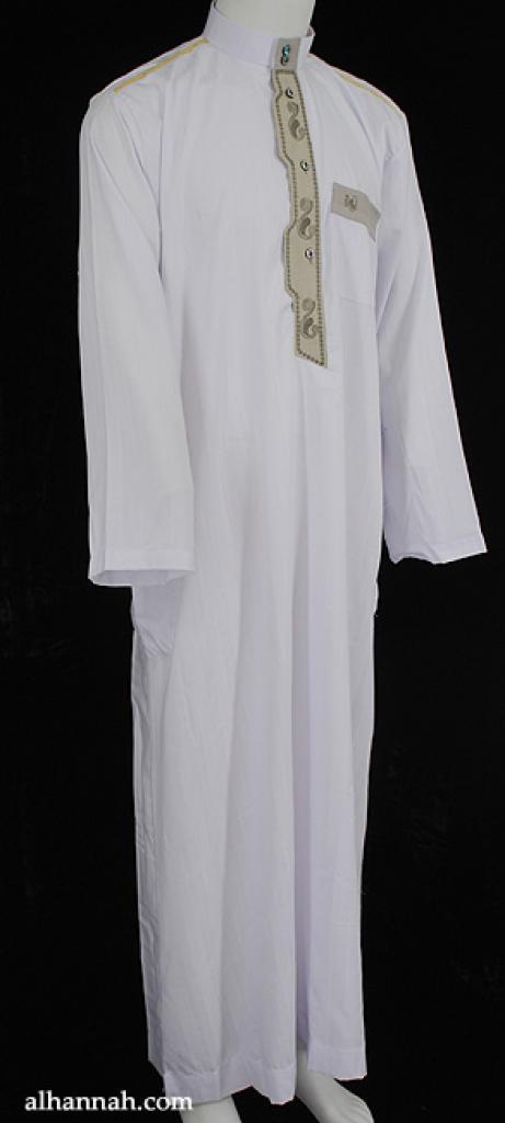 Premium Mens Tailored Dishdasha me619