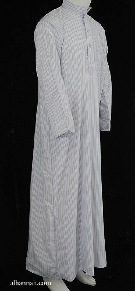 Premium Mens Cotton-blend Dishdasha me635