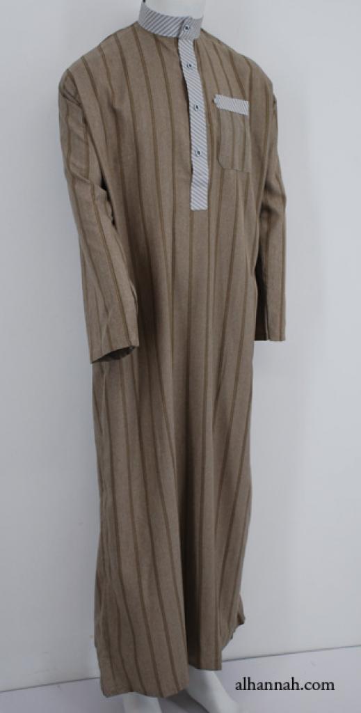 Premium Mens Cotton-blend Dishdasha me637