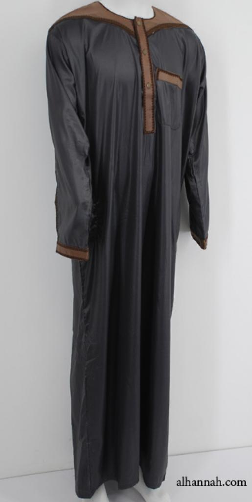 Cotton-blend Sudanese Style Dishadasha me638