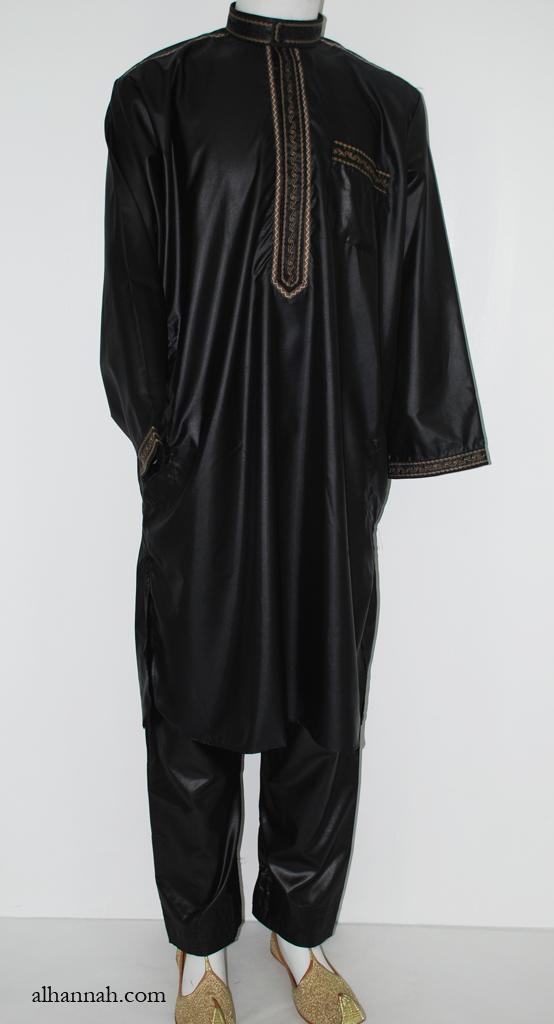 Mens Embroidered Salwar Kameez me671